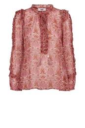 Stella Shirt - Rose Violet