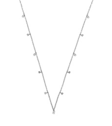 Tina Necklace - Steel