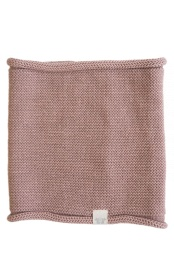 Trevor Knitted Tube - Old Pink