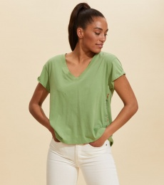 Your Twist T-shirt - Garden Green