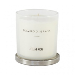 Scented Candle Clean - Bamboo Grass