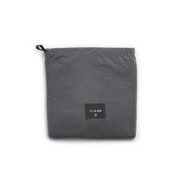 Pillowcase Cotton 50x60 2p - Dark Grey