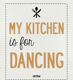 Disktrasa - My kitchen is for dancing