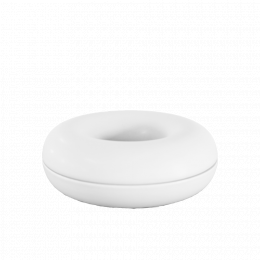 Donut - White