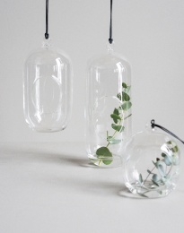 Hanging Glass - Medium