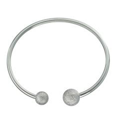 Atom Bracelet Glittering - Steel