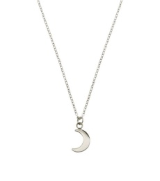 Bright Night Necklace Short - Steel