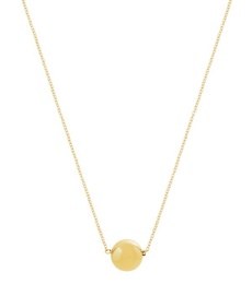 Bubbles Mini Necklace - Gold