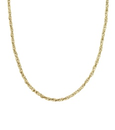 Chain Braided 50cm - Gold