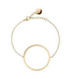 Circle Bracelet - Gold
