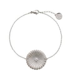 Crinkle Bracelet - Matt Steel