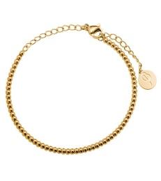 Domino Bracelet - Gold