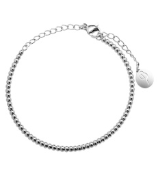 Domino Bracelet - Steel