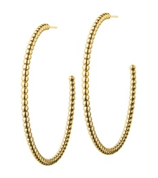 Domino Earrings - Gold