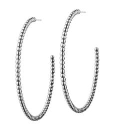 Domino Earrings - Steel