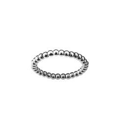 Domino Ring - Steel