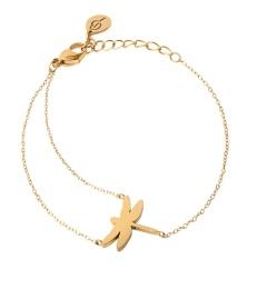 Dragonfly Bracelet - Gold