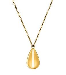 Drop Necklace - Gold