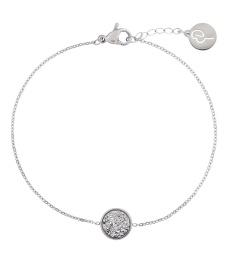 Estelle Bracelet - Silver Steel