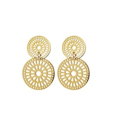 Farrah Earrings - Gold