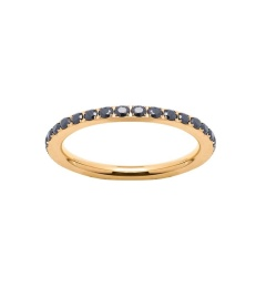 Glow Ring - Black Gold