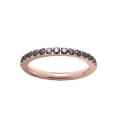 Glow Ring - Espresso Rose Gold