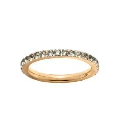 Glow Ring - Olive Gold
