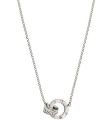 Ida Necklace Mini - Steel