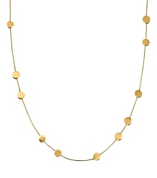 Island Necklace - Gold