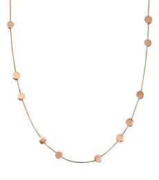 Island Necklace - Rose Gold
