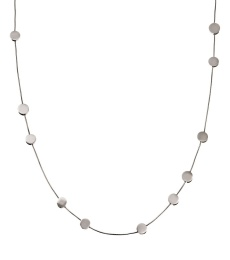 Island Necklace - Steel