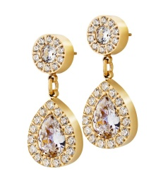 Kate Earrings - Gold