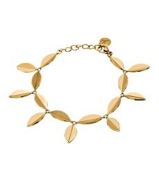 Leaf Bracelet - Gold