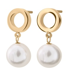 Lovisa Earrings Circle - Gold