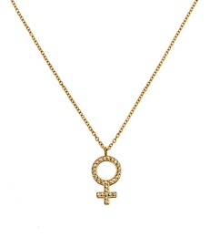Me Necklace - Gold
