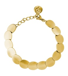 Pebble Bracelet - Gold