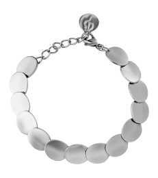 Pebble Bracelet - Steel