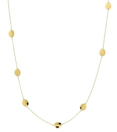Pebble Mini Multi Necklace - Gold