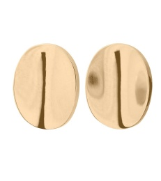 Pebble Mini Studs - Gold