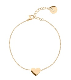 Pure Heart Bracelet - Gold