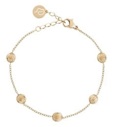Roselle Bracelet Multi - Gold