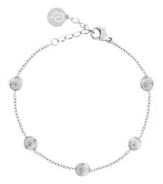 Roselle Bracelet Multi - Steel