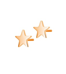 Sirius Studs - Rose Gold