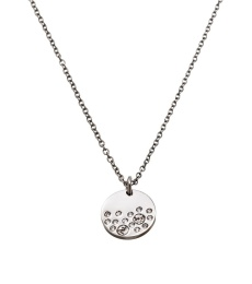Sparkle Necklace - Steel