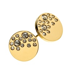 Sparkle Studs - Gold