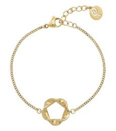 Swirl Bracelet - Gold
