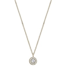 Thassos Necklace Mini - Gold