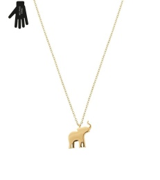 Vigor Necklace Child - Gold