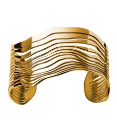 Whisper Bangle - Gold