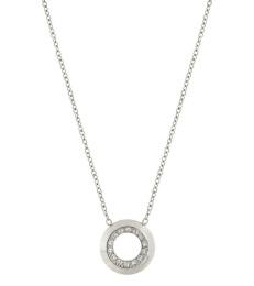 Zinnia Necklace - Steel